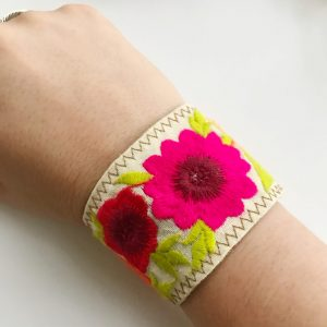 Check out this Handmade Cuff Bracelet!