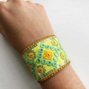 Get your Locals-Only Caribbean-Inspired Cuff Bracelet!