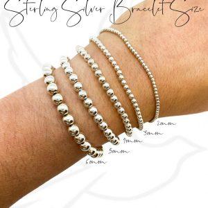 Sterling Silver Bracelet (singles)