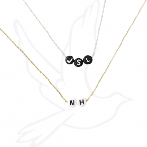 Necklace | Word/Name/Number/Phrase Choker Necklace