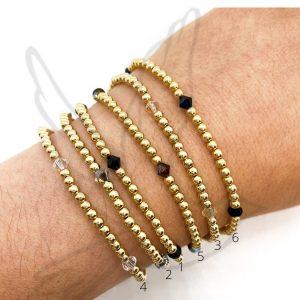 Bracelet| 4mm Swarovski Crystal