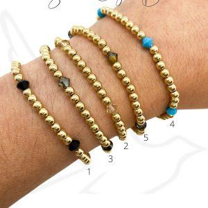 5mm Swarovski Crystal Bracelet