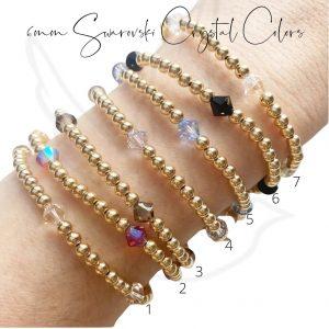 Bracelet | 6mm Swarvoski Crystal
