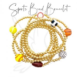 Bracelet | Sports Bead