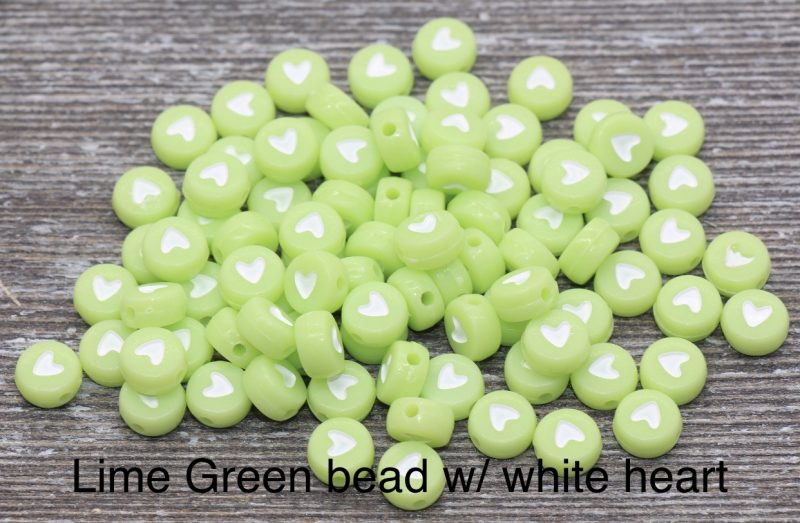 limegreenbeadwhite