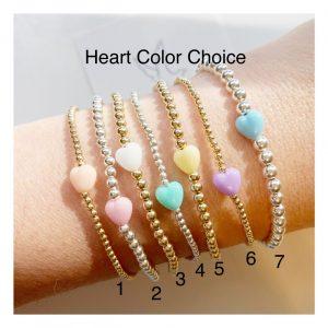 Bracelet | Bubble Hearts