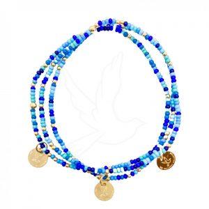 Bracelet | Shades of Blue