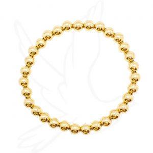 Bracelet   6mm Gold Fill