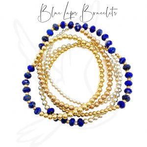 Bracelet | Blue Lapis