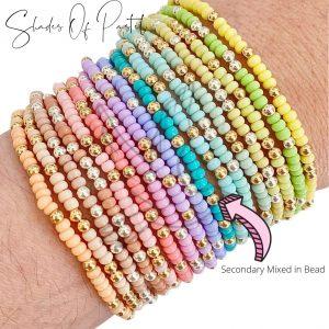 Bracelet   Shades Of Pastel